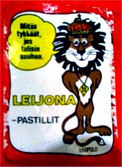 Leijonapastillit